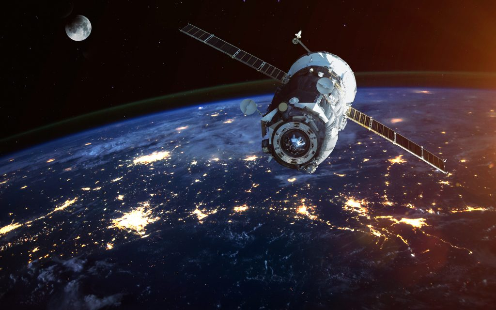 Amazon Web Services  cloud computing in space 🛰️